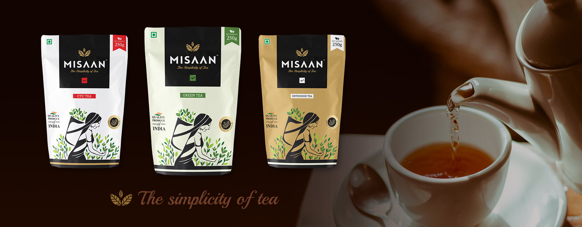 Missan - The Simplicity of Tea